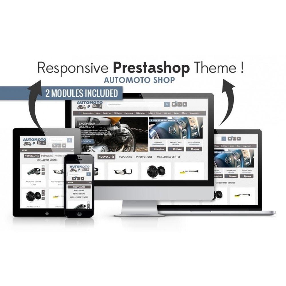 theme - Auto & Moto - Auto Moto Shop 1.6 Responsive - 2