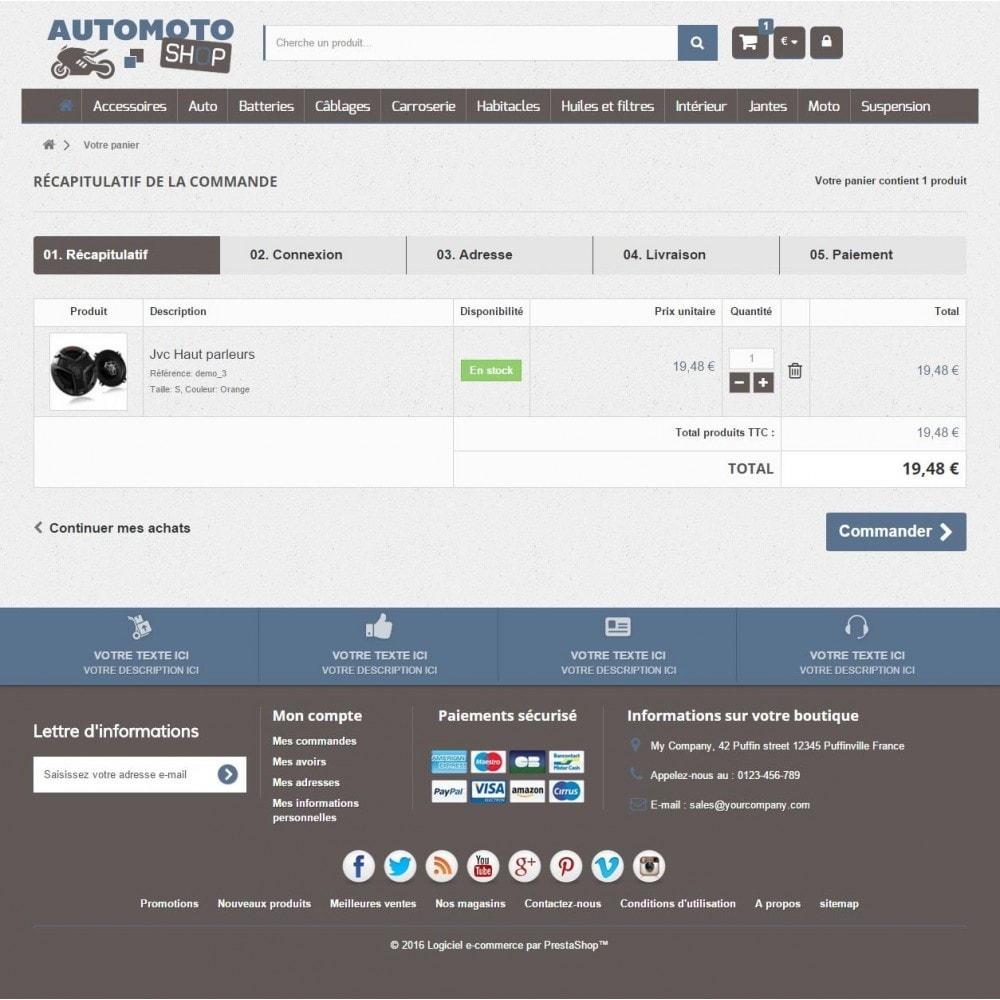 theme - Auto & Moto - Auto Moto Shop 1.6 Responsive - 6