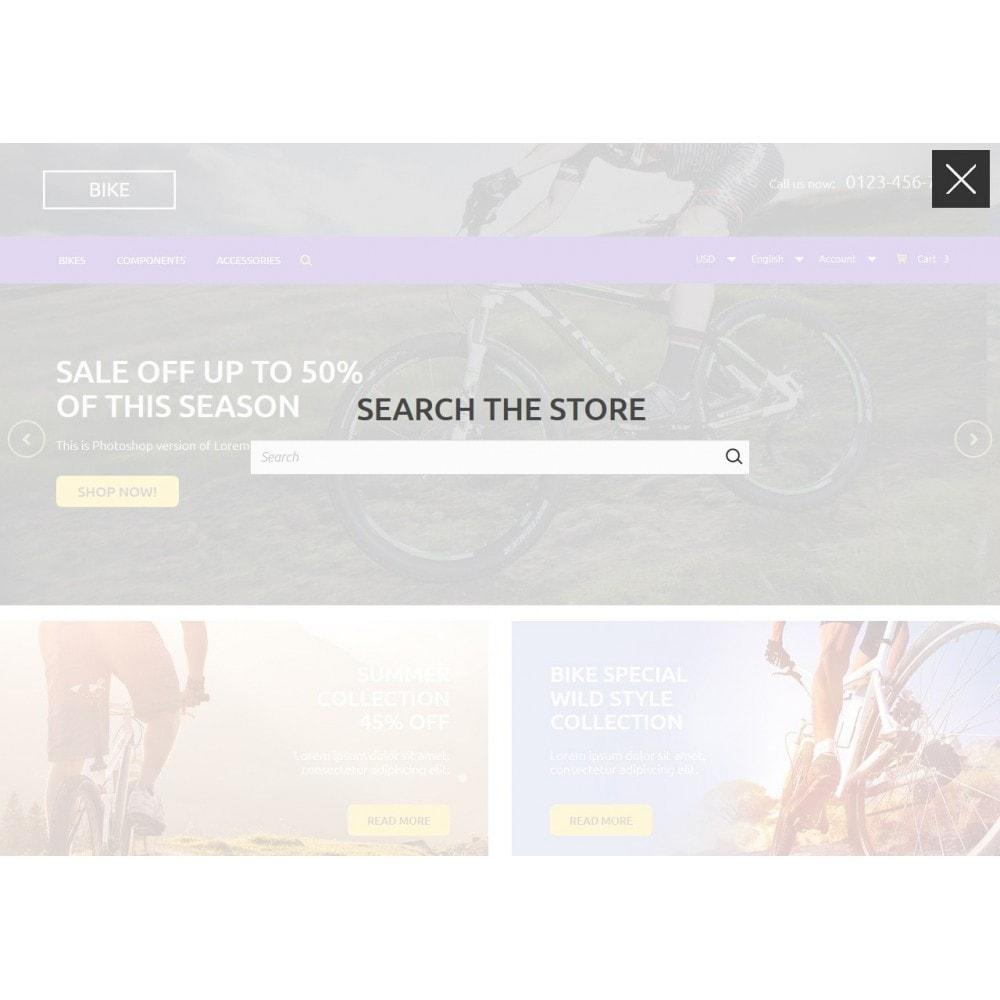 theme - Desporto, Actividades & Viagens - Bike Store - 5