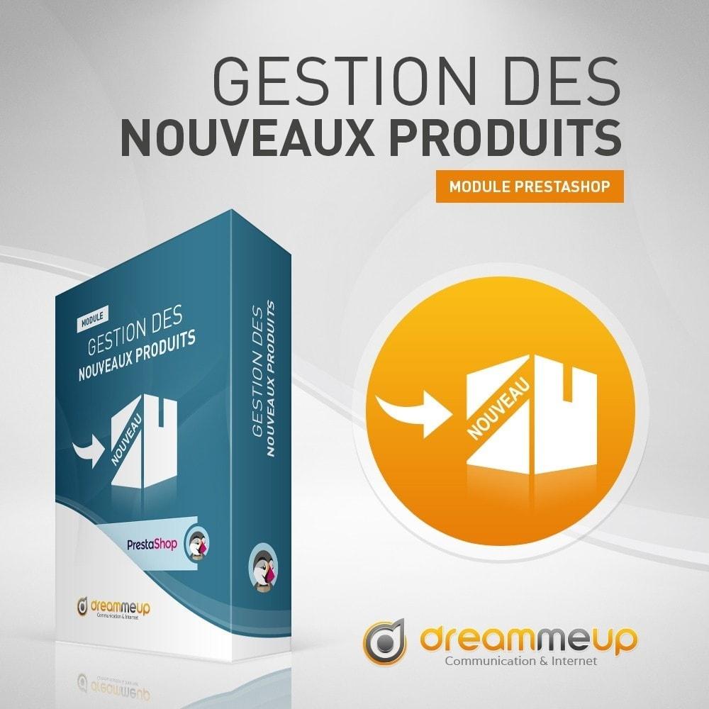 module - Edition rapide & Edition de masse - DMU Gestion des nouveaux produits - 1