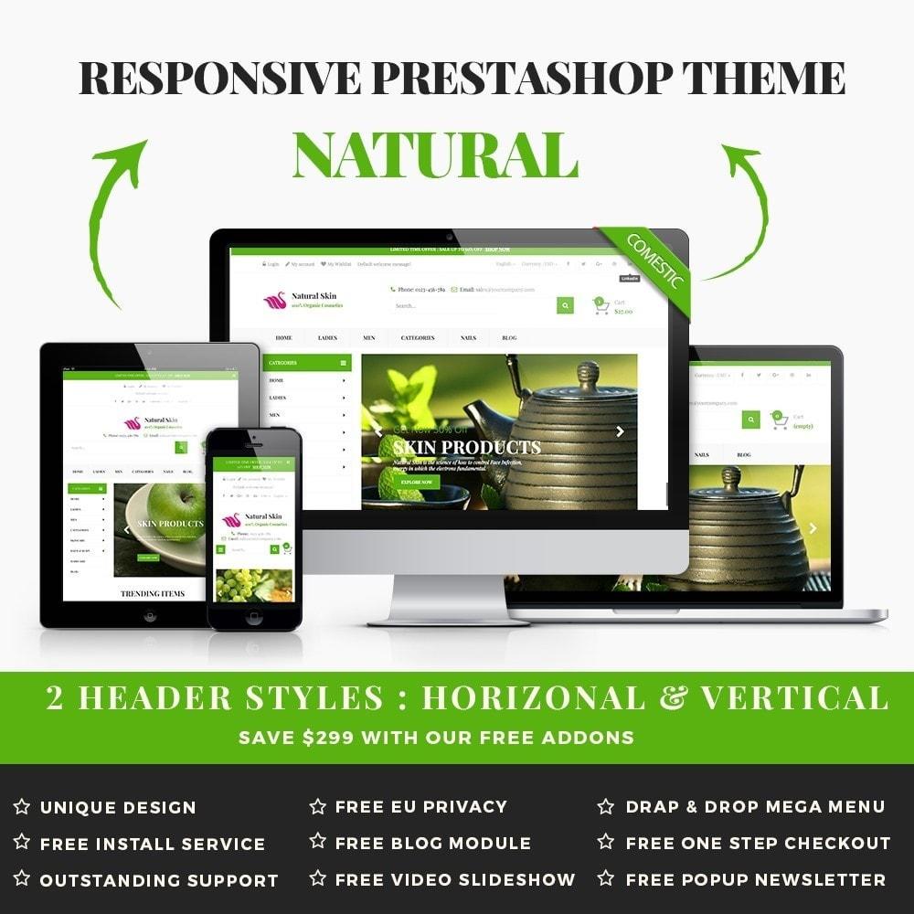 Natural Skin Bio Responsive