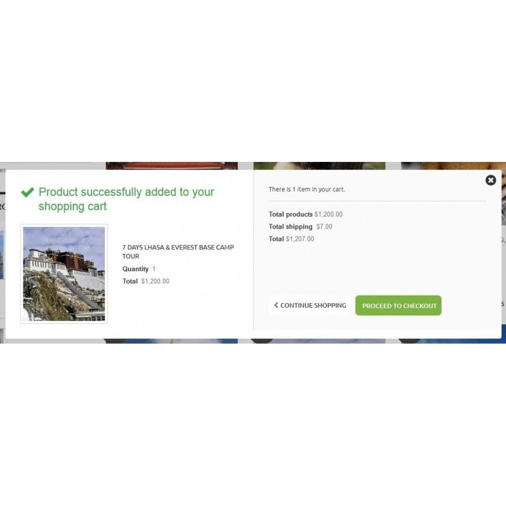 theme - Sport, Loisirs & Voyage - Tourism 1.6 Responsive - 8