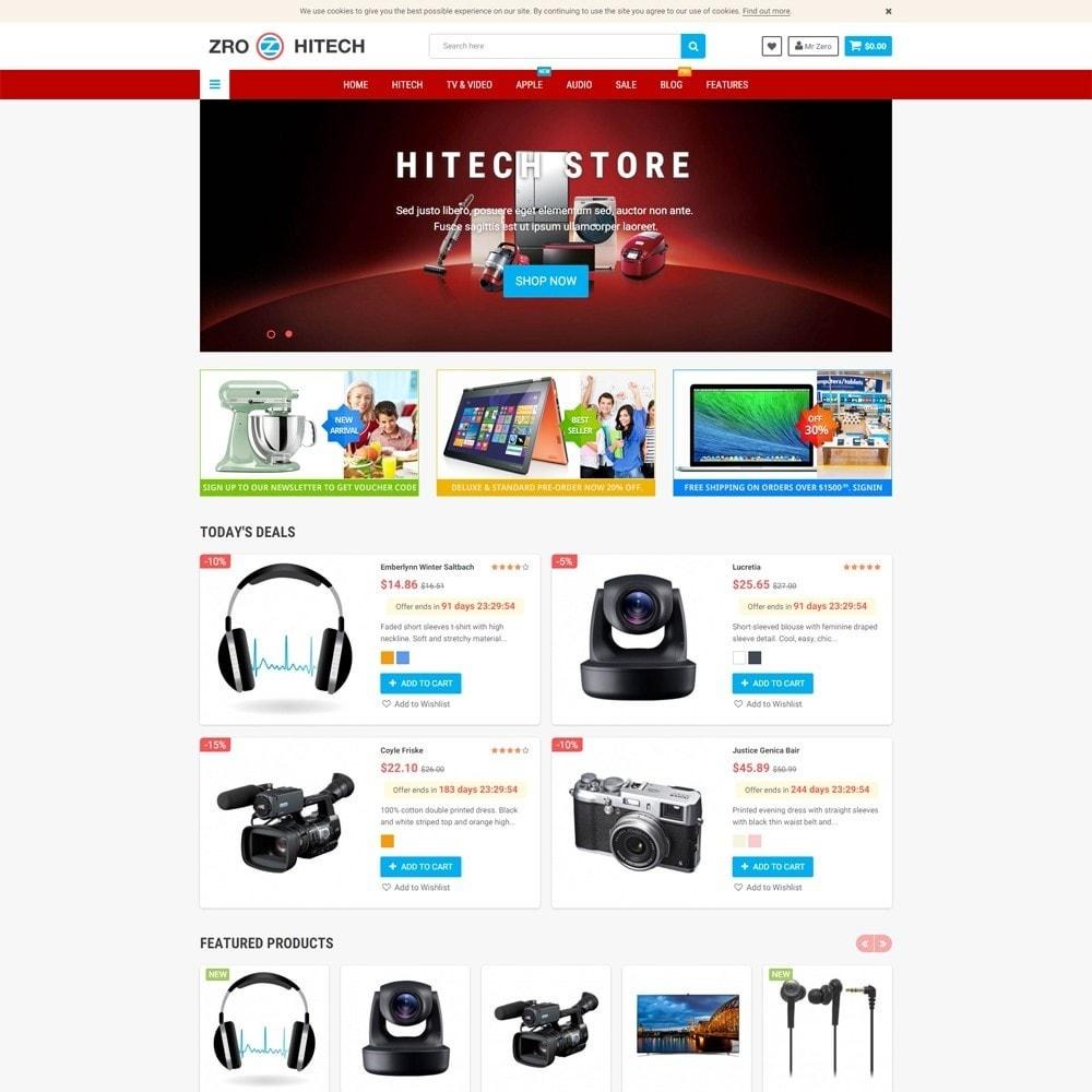 Zro23 - Hitech - Electronics Online Store