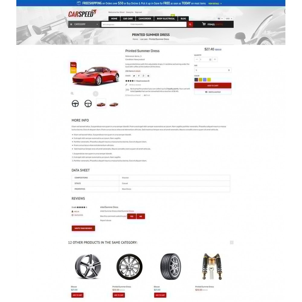 theme - Auto & Moto - Bike Moto And Car Sport Store - 5