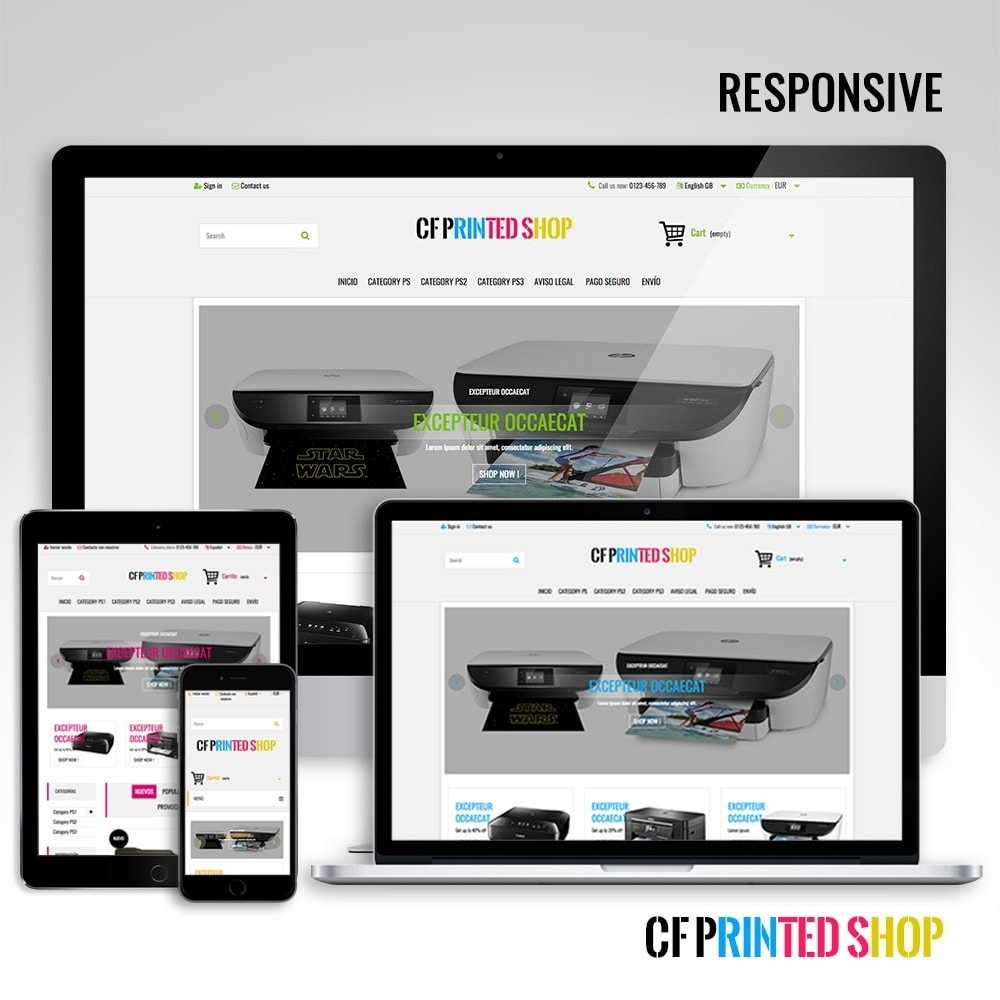 CF Printed Shop