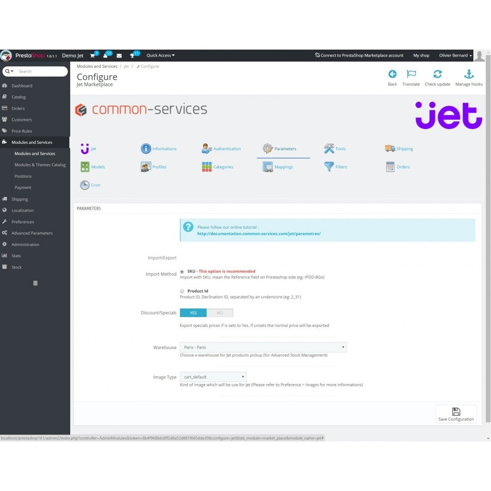 module - Revenda (marketplace) - Jet Marketplace - 4
