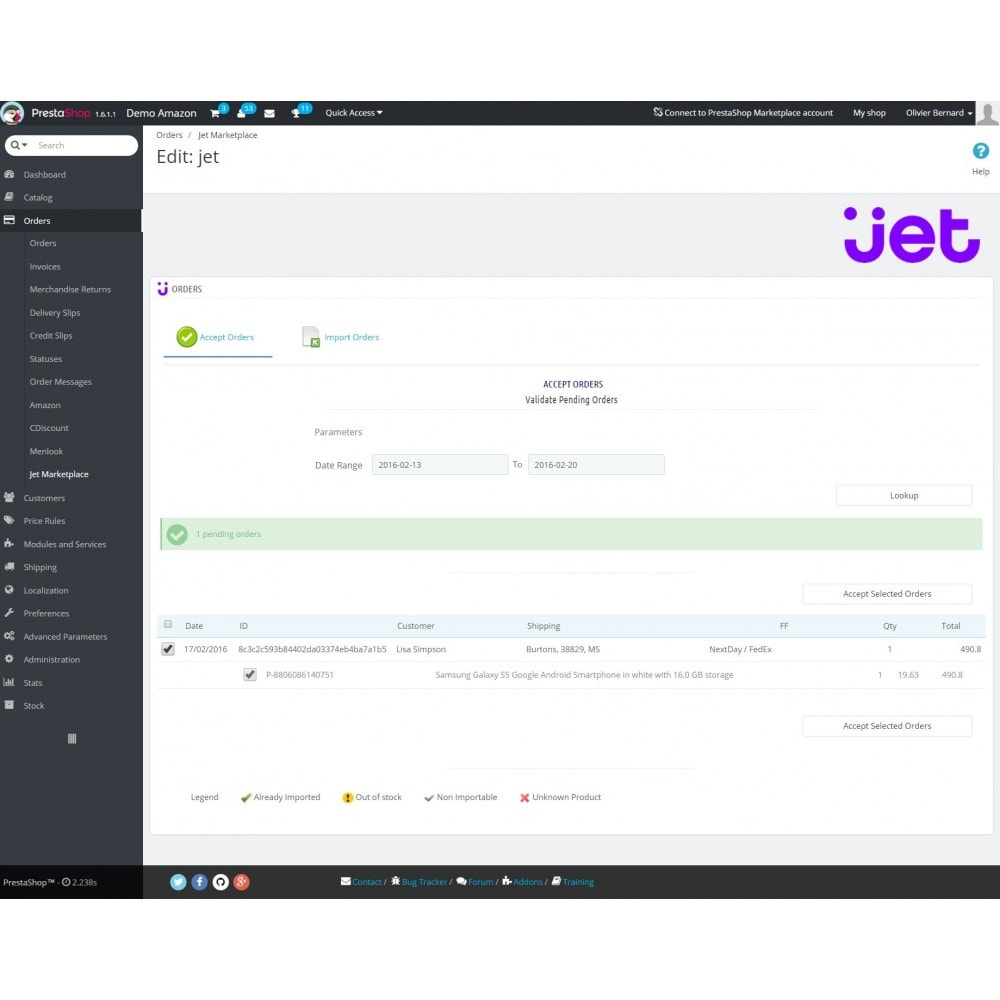 module - Marktplaats (marketplaces) - Jet Marketplace - 16