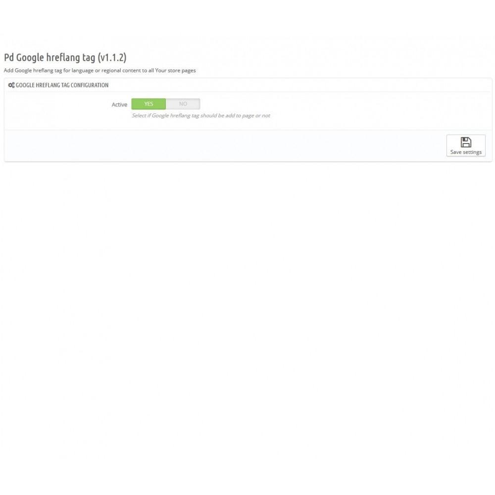 module - Естественная поисковая оптимизация - Google Hreflang tag Pro - 2