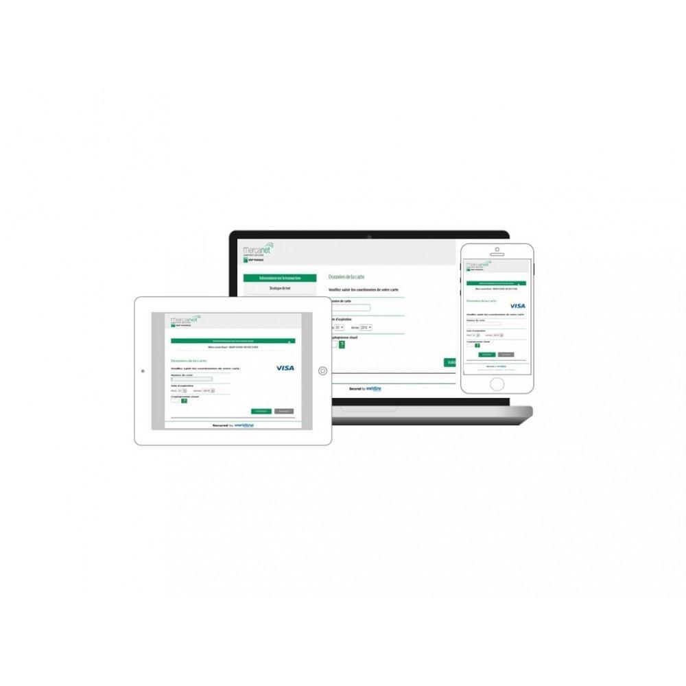 module - Paiement par Carte ou Wallet - BNP Paribas - Mercanet (Officiel) pour Prestashop 1.6 - 2