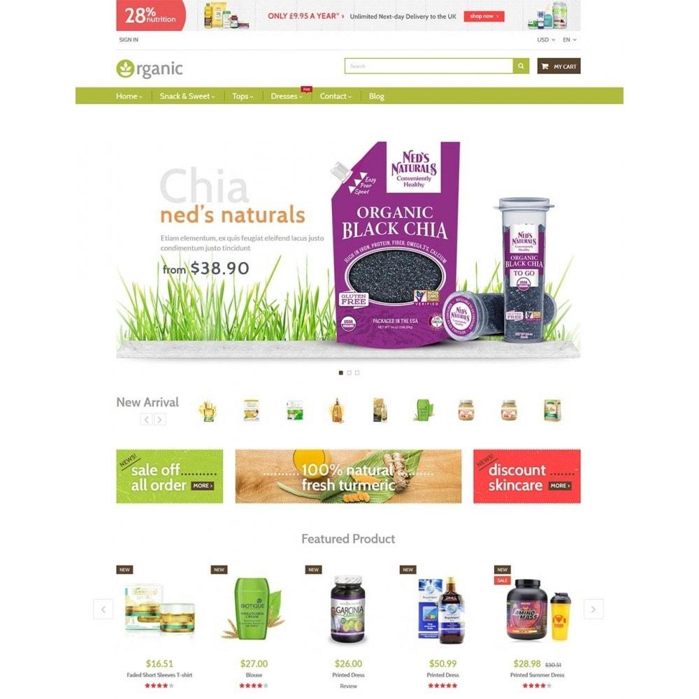 Water Bio Organic