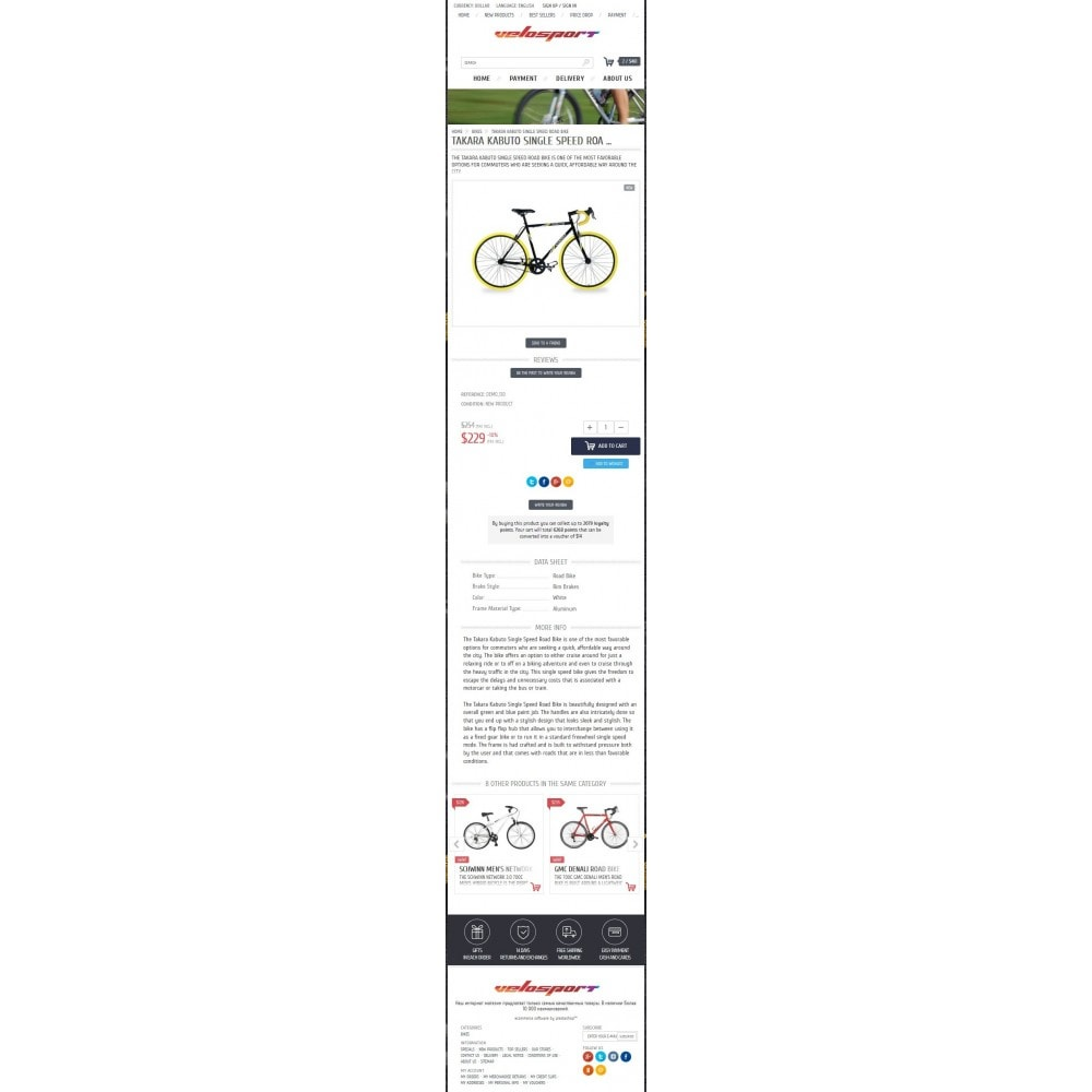theme - Sports, Activities & Travel - T2 [Responsive] - 8