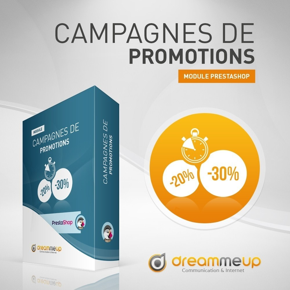 module - Promotions & Cadeaux - DMU Campagnes de Promotions - 1