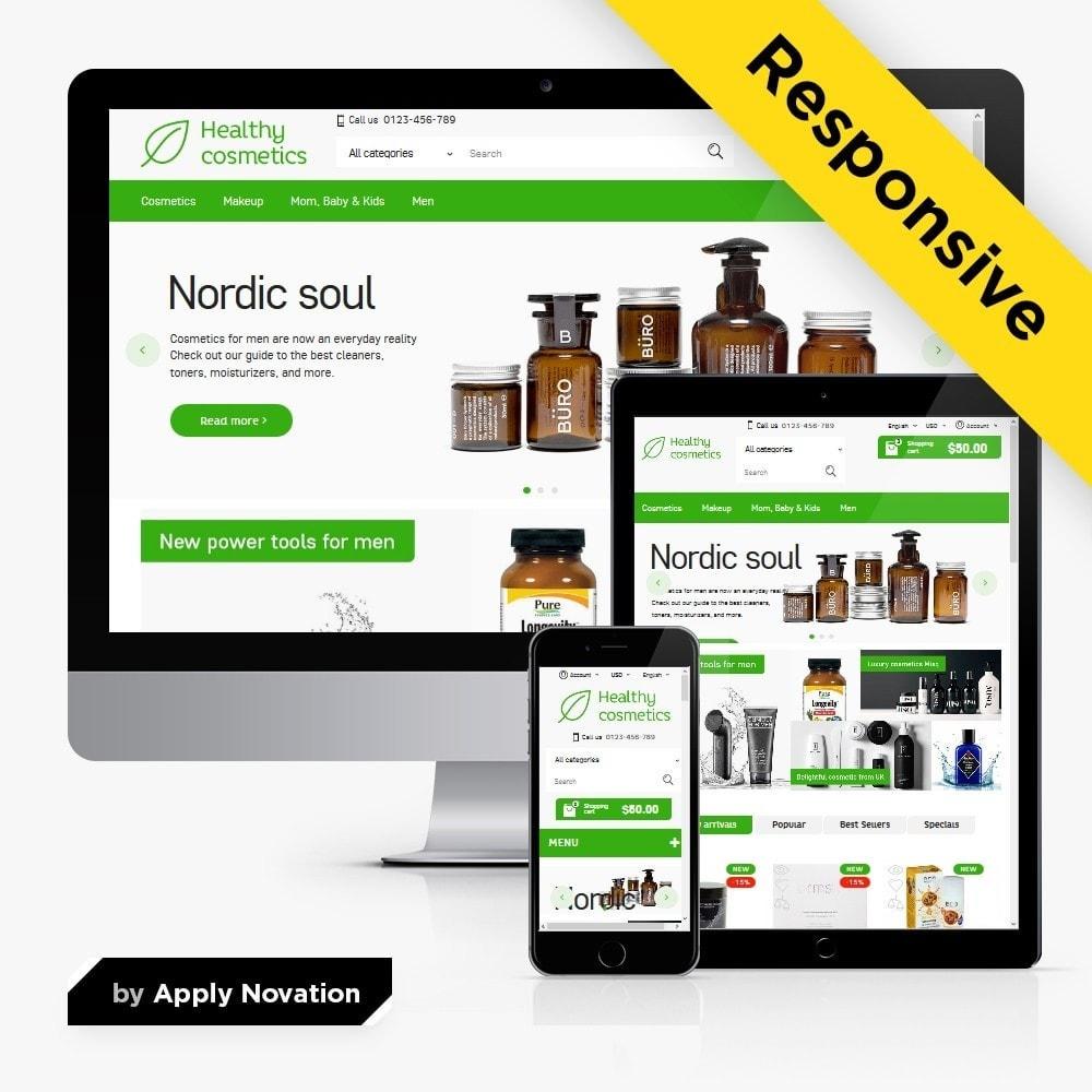 Healthy Cosmetics 1.6 Responsive