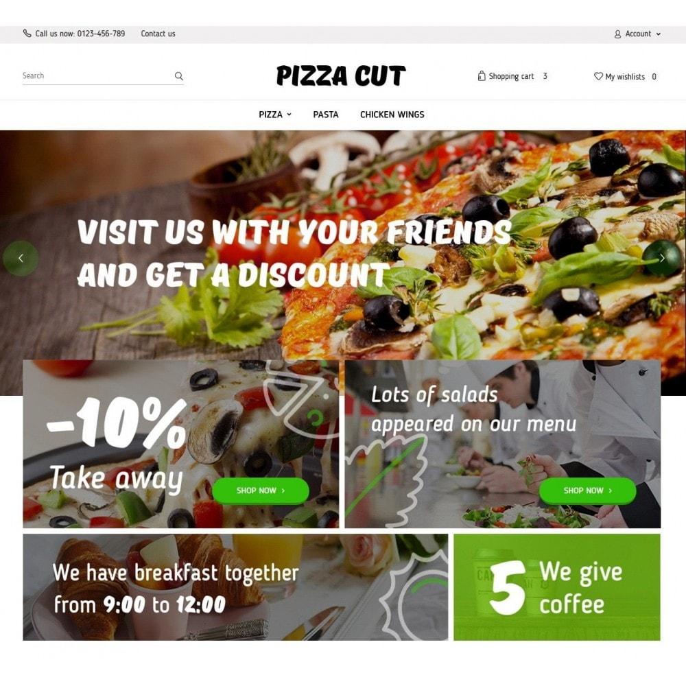 Pizza Cut 1.6 Responsive