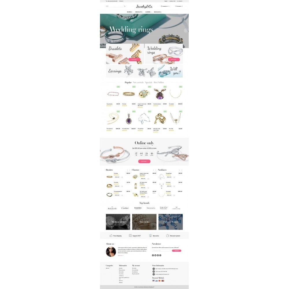 theme - Bellezza & Gioielli - Jewelry&Co 1.6 Responsive - 4