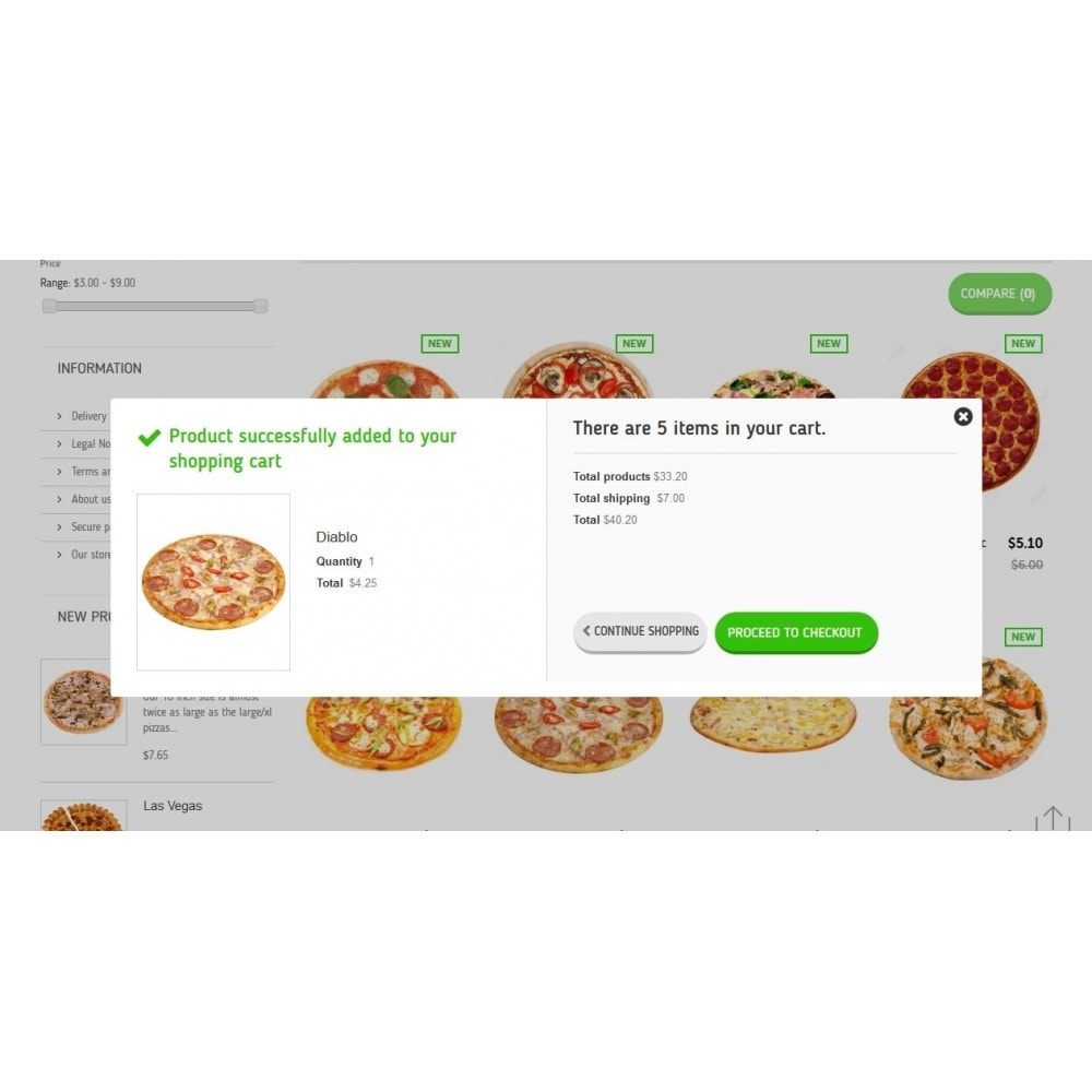 theme - Eten & Restaurant - Pizza Cut 1.6 Responsive - 6