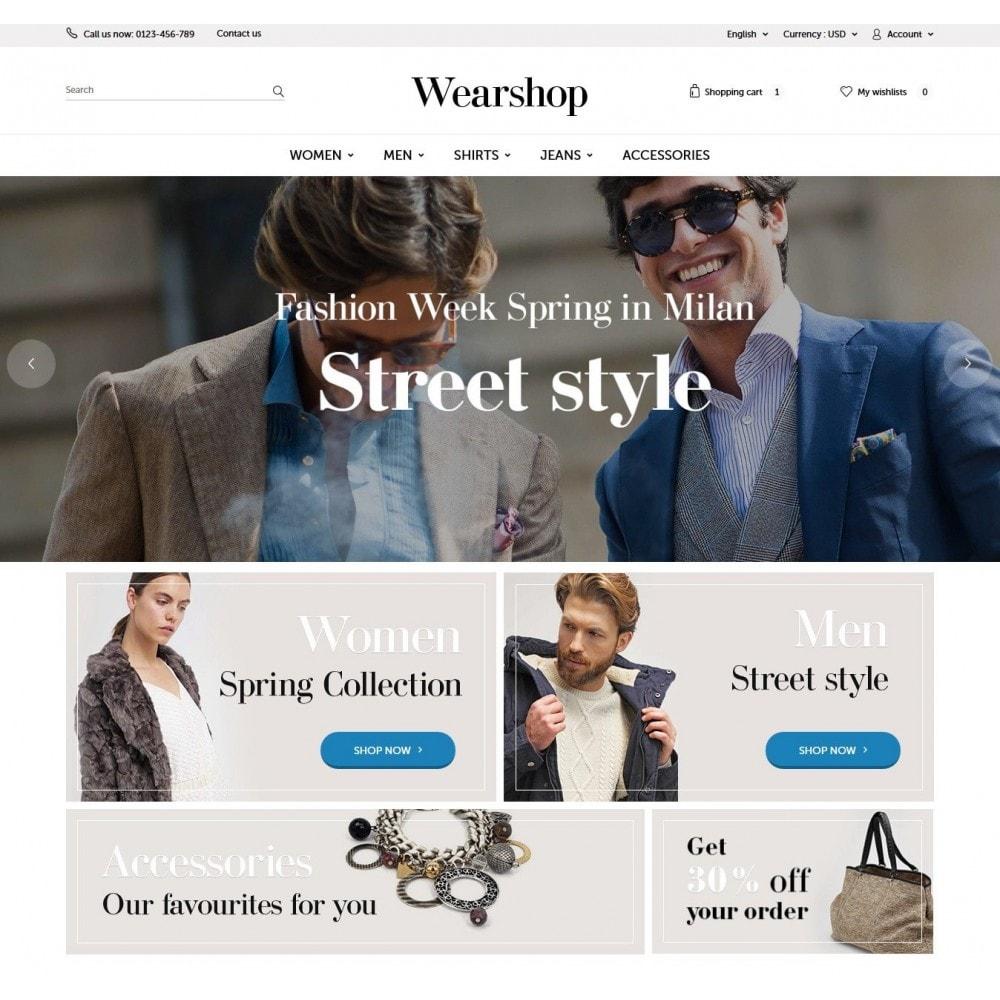 Wearshop