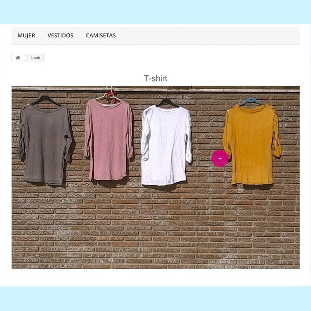 module - Personalisering van pagina's - Looks - 10