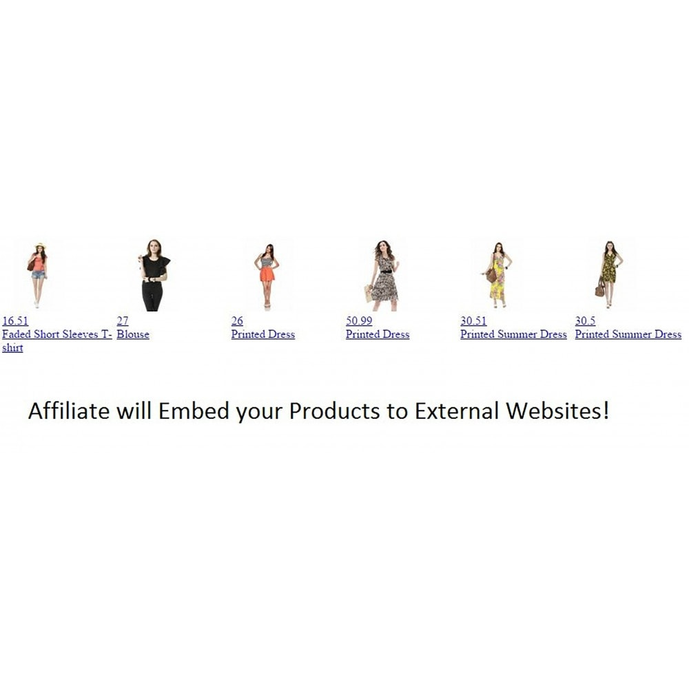 module - SEA SEM (paid advertising) & Affiliation Platforms - BEST Affiliate Marketing Program Pro (MultiStore) - 1