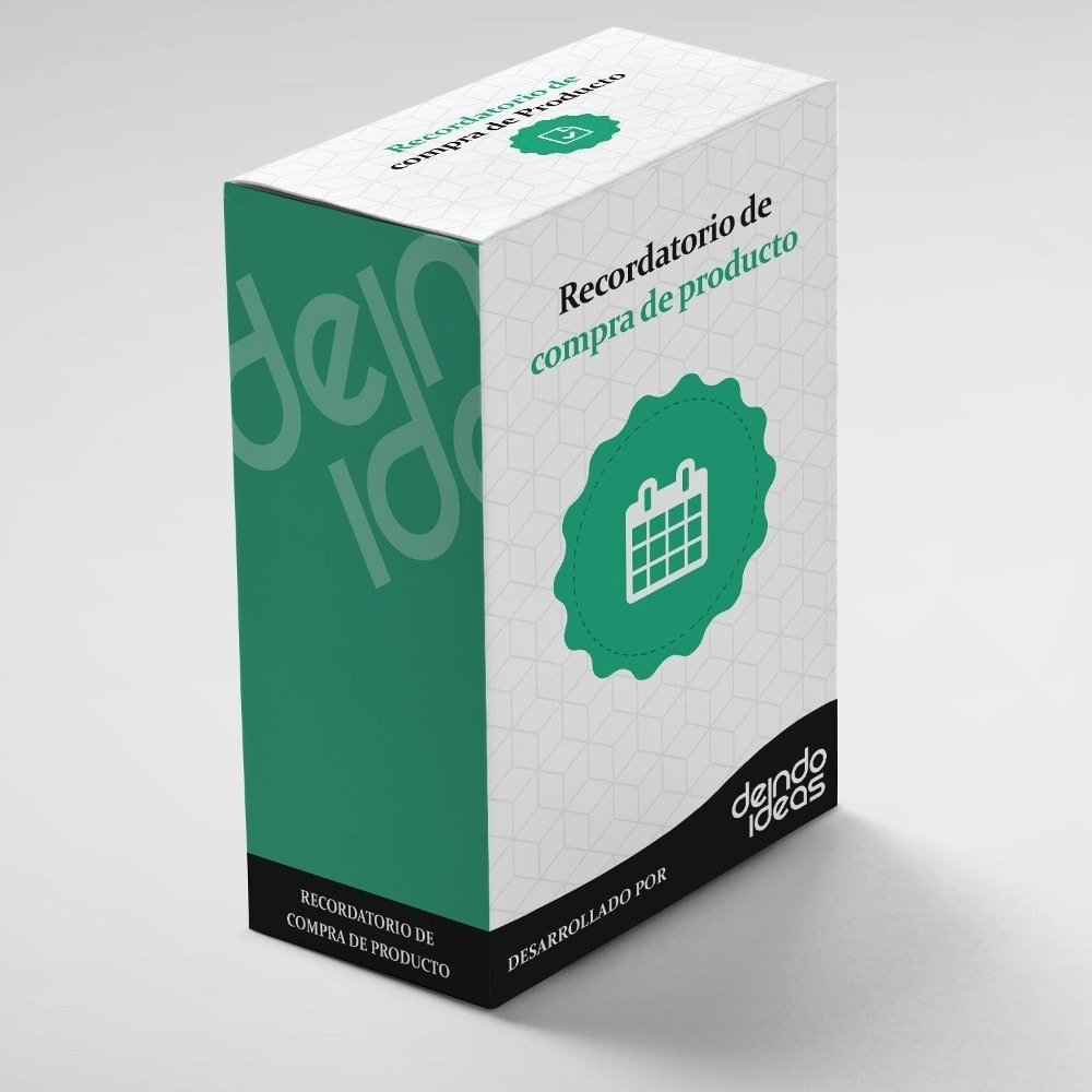 module - Remarketing & Achtergelaten winkelmanden - Purchase Reminder Product - 2