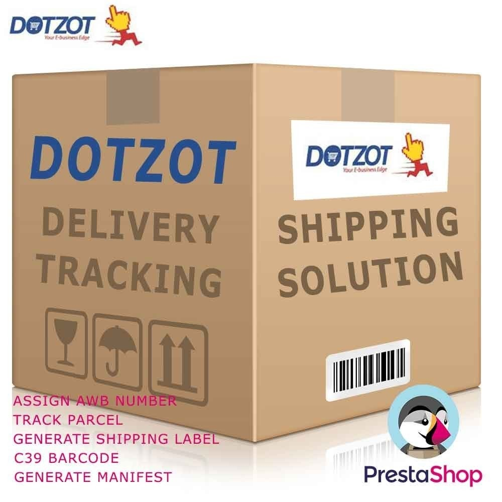 module - Shipping Carriers - Dotzot Shipping - 1
