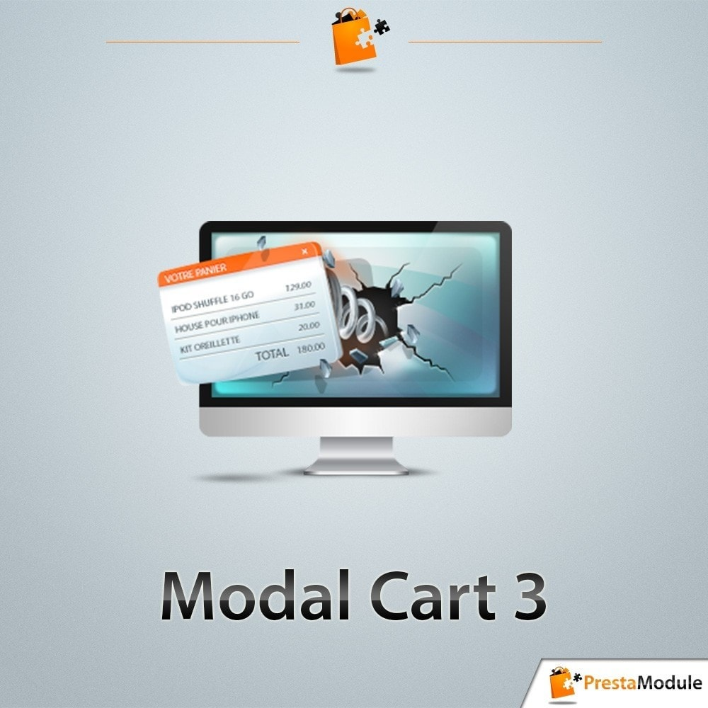 pack - Cross-selling & Product Bundle - Pack Transformation: 3 modules to increase your sales - 3