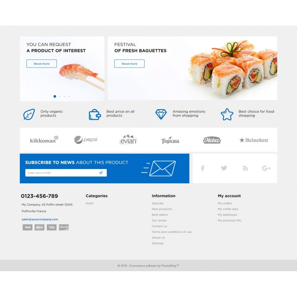 theme - Lebensmittel & Restaurants - Sushi Kushi - 3