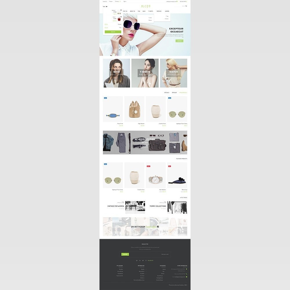 theme - Mode & Schoenen - mlc09 - A New Fashion e-Commerce - 6