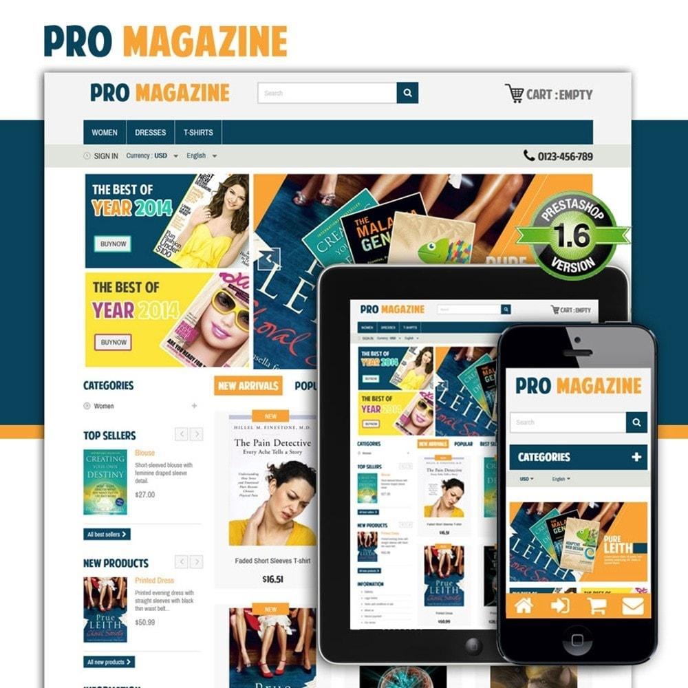 Pro Magazine 2.1
