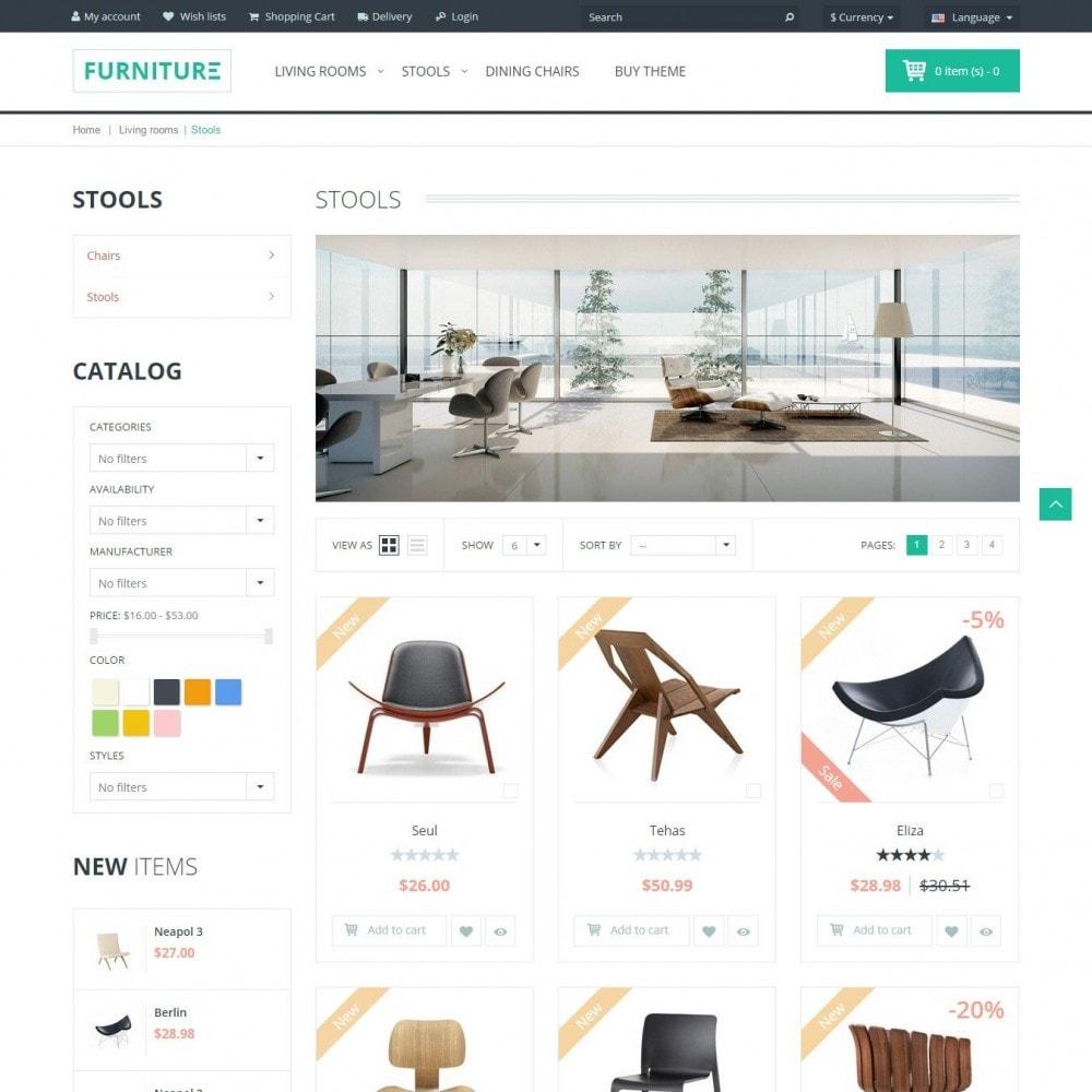 Furniture - Interieur Geschäft