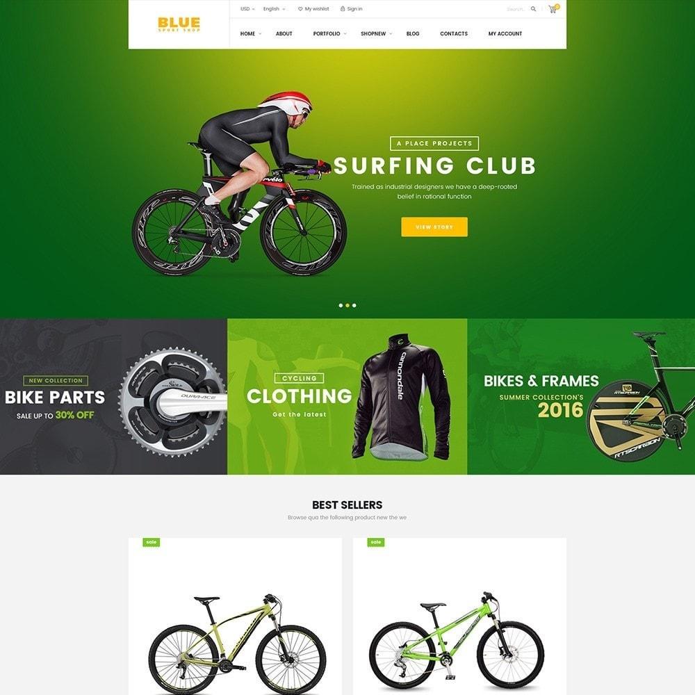 theme - Sport, Loisirs & Voyage - BlueSport - 3