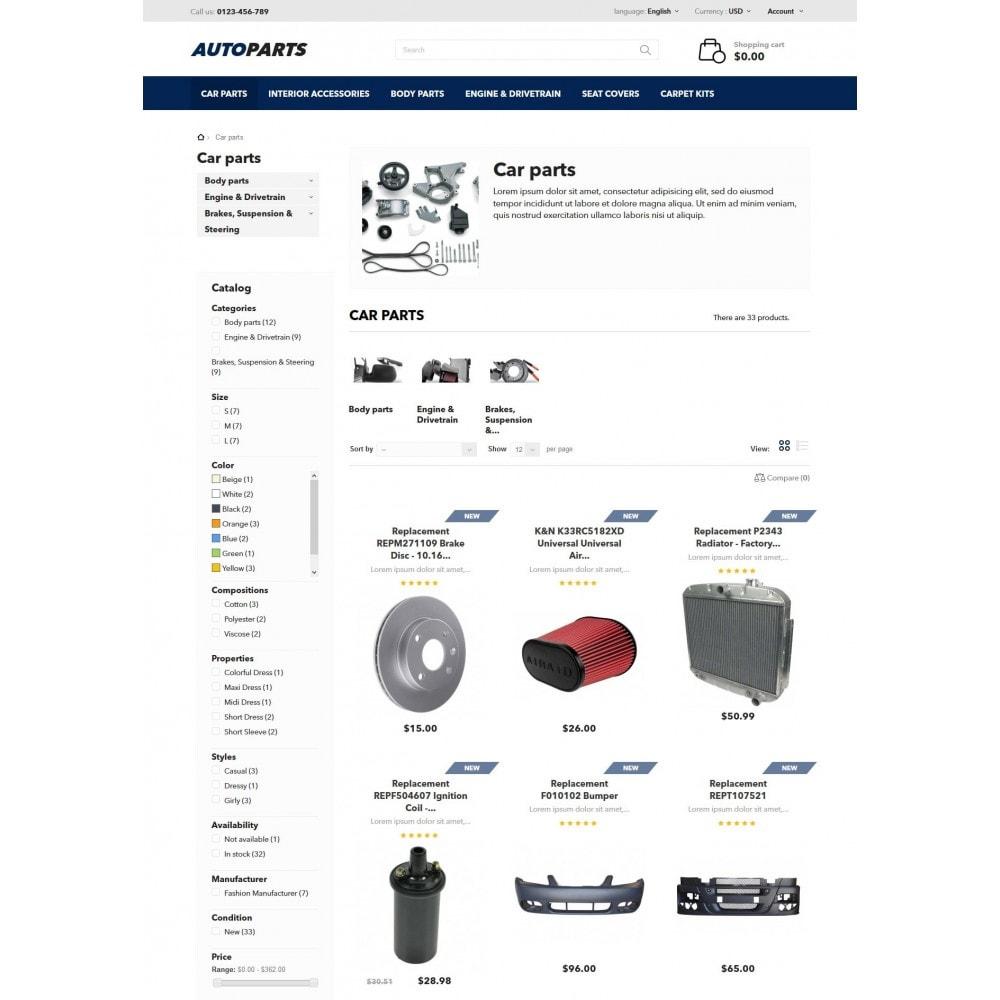 theme - Auto & Moto - AutoParts - 5