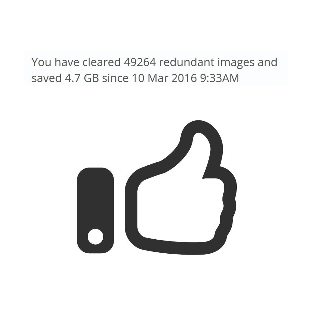 module - Website performantie - Redundant Image Cleaner - 2