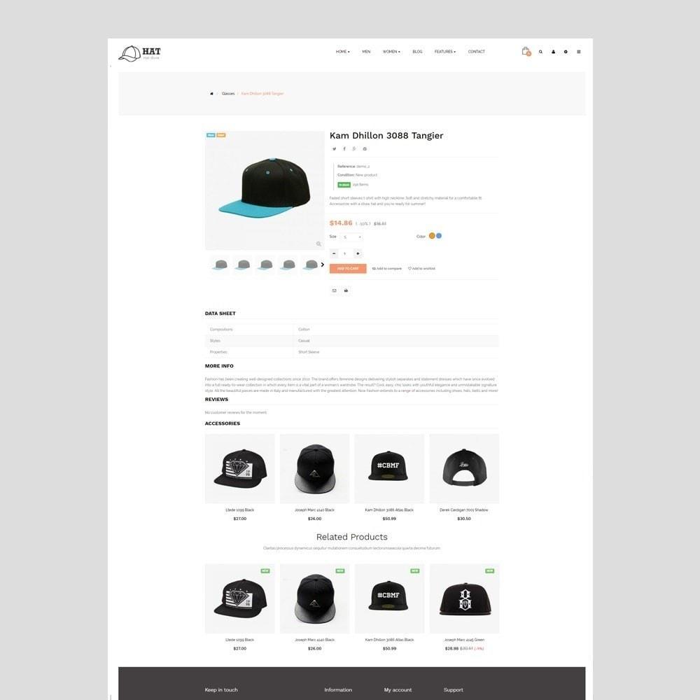 theme - Fashion & Shoes - Leo Hat - 3