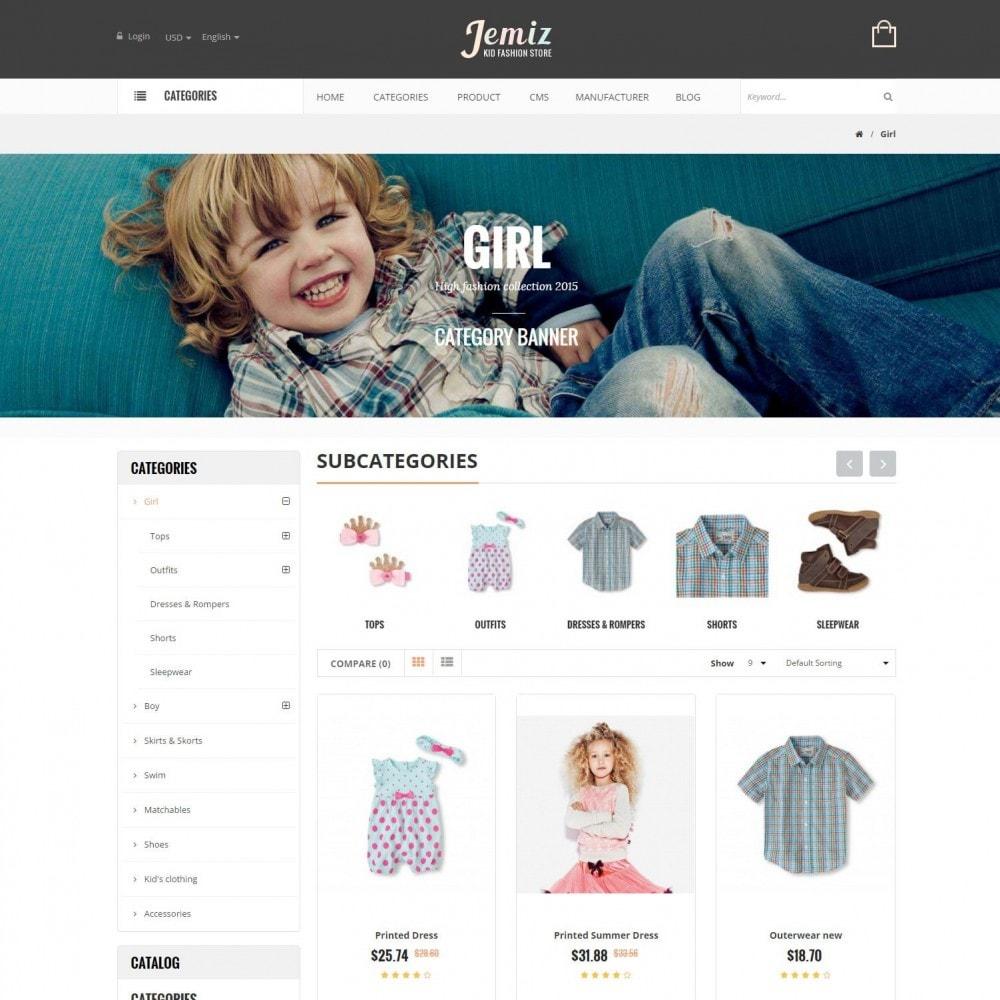 Jemiz - Childrens,Babies, Kids Fashion Responsive Store