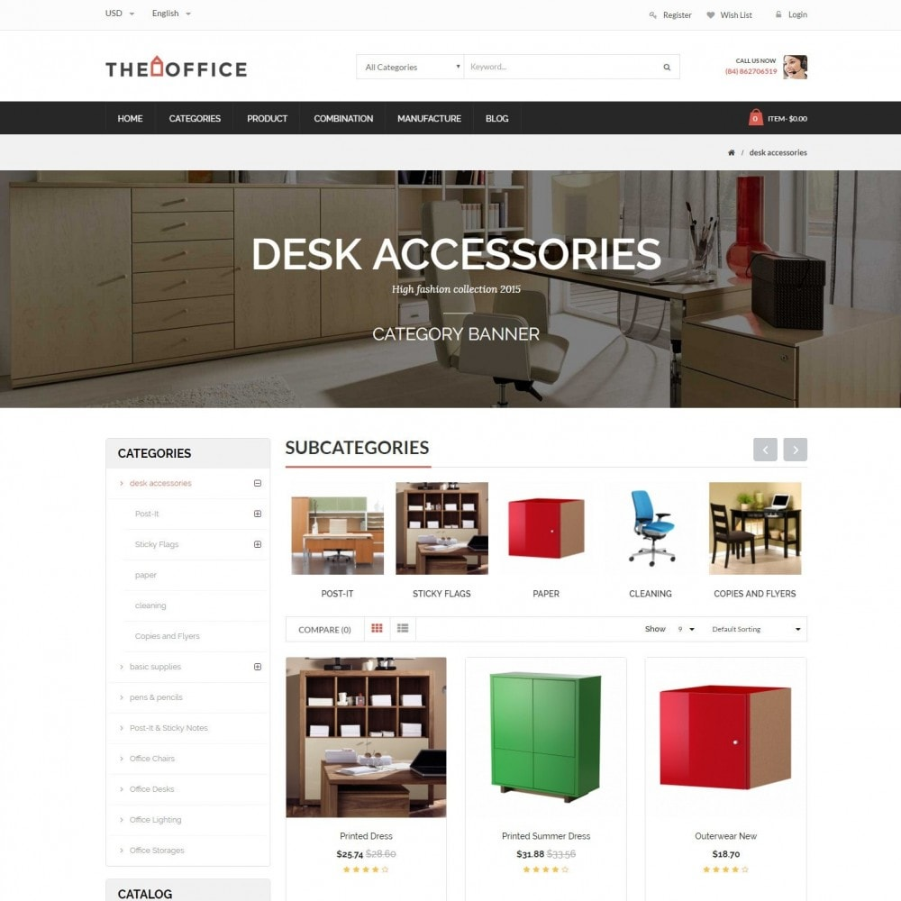 Office - Home, Furniture, Sofas, Wardrobes, Chest Store