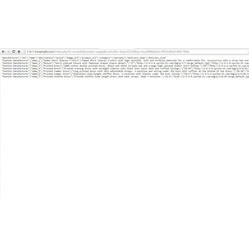 module - Preisvergleiche - Árgép Artikel Export - 3