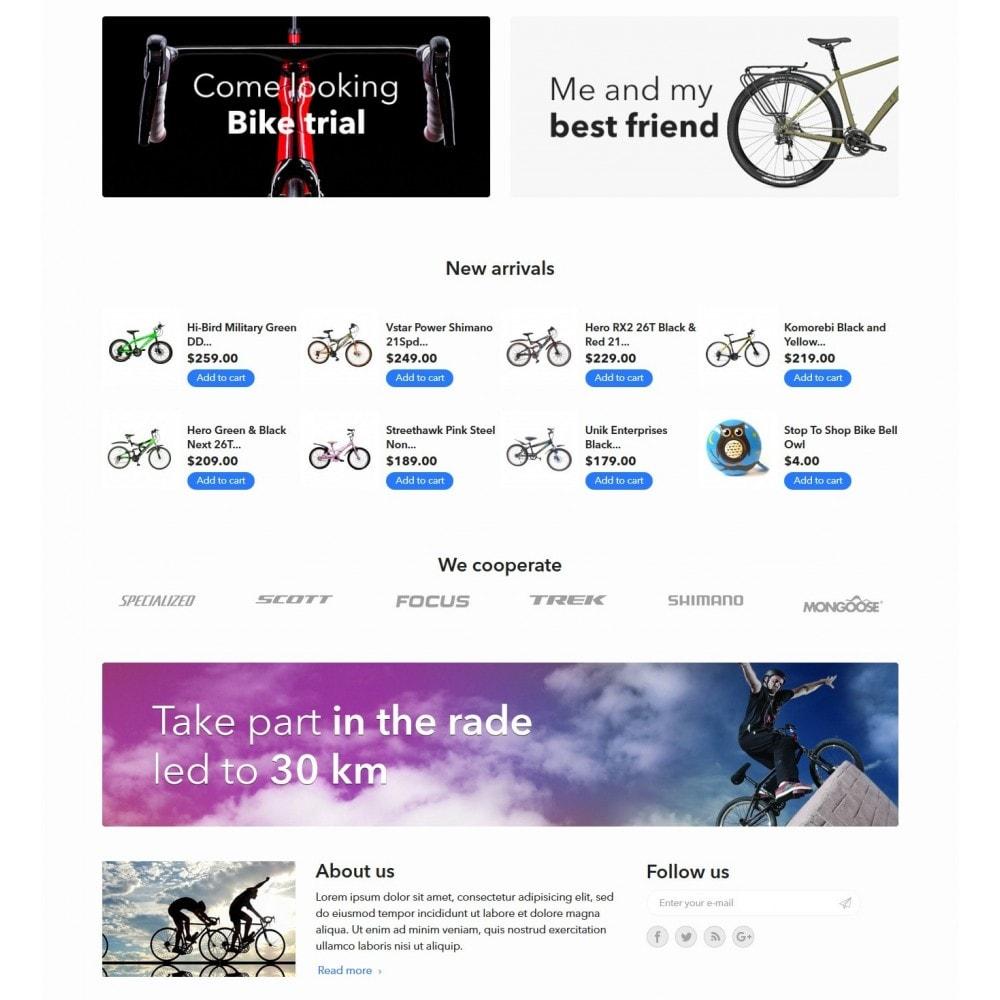 theme - Sport, Loisirs & Voyage - WheelMan Bike Store - 3