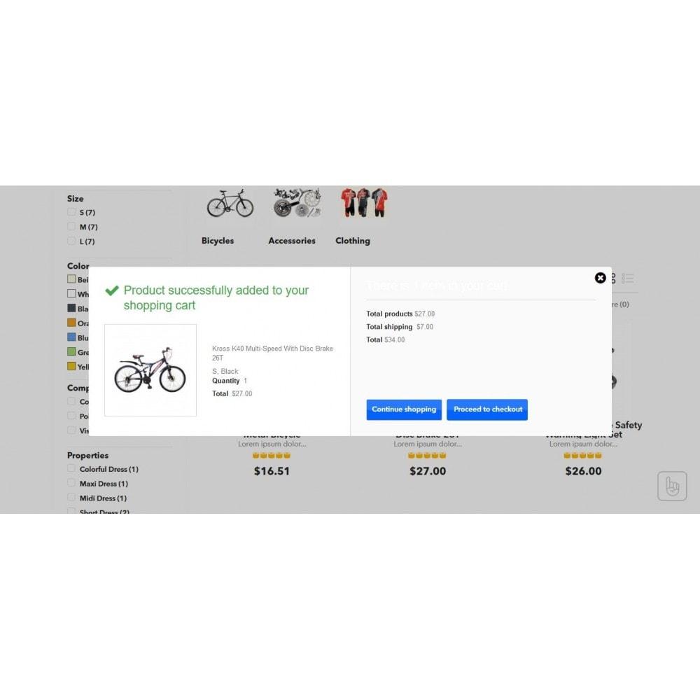 theme - Sport, Aktivitäten & Reise - WheelMan Bike Store - 6