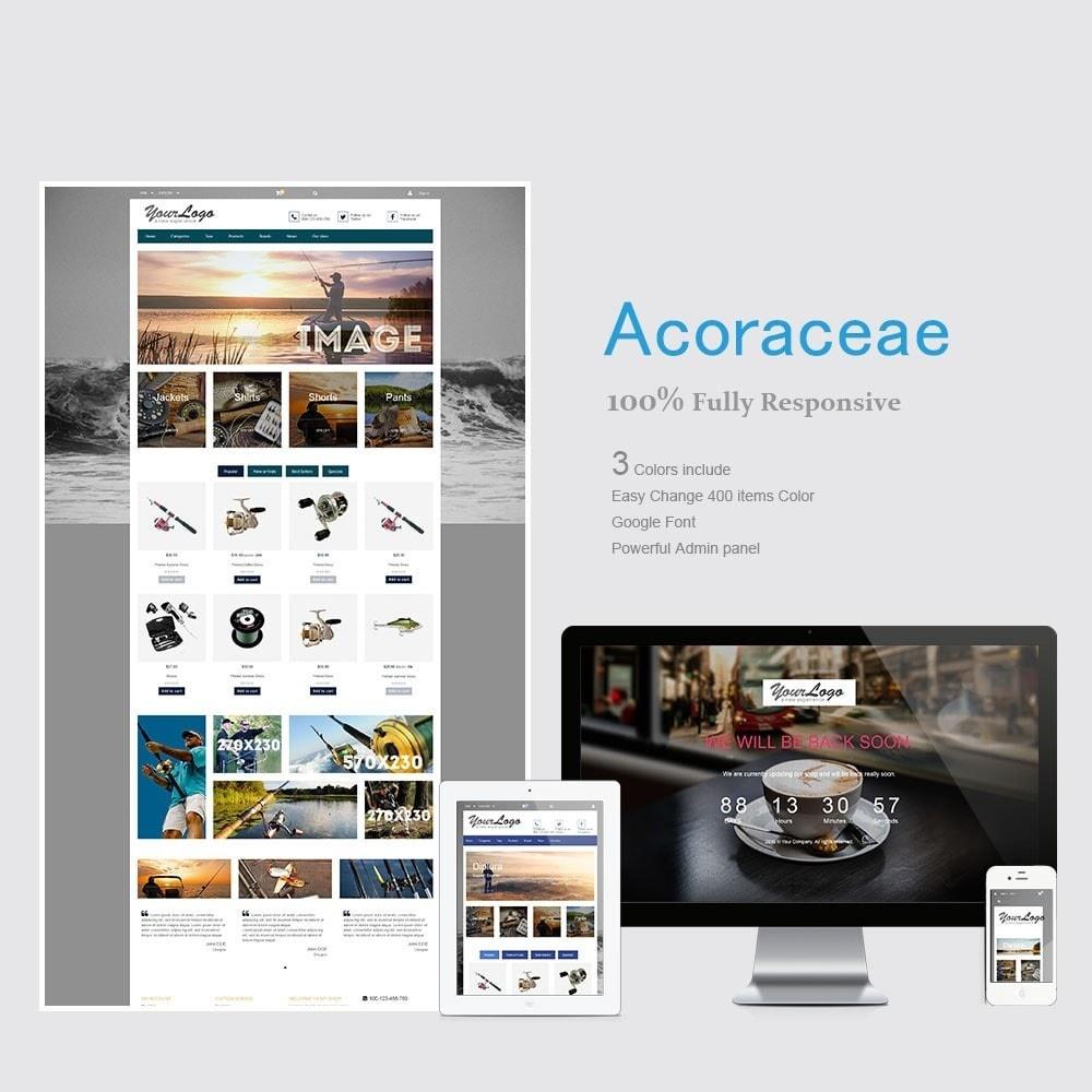 Acoraceae Fishing Store