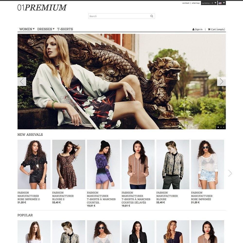 theme - Мода и обувь - 01 Premium - 4