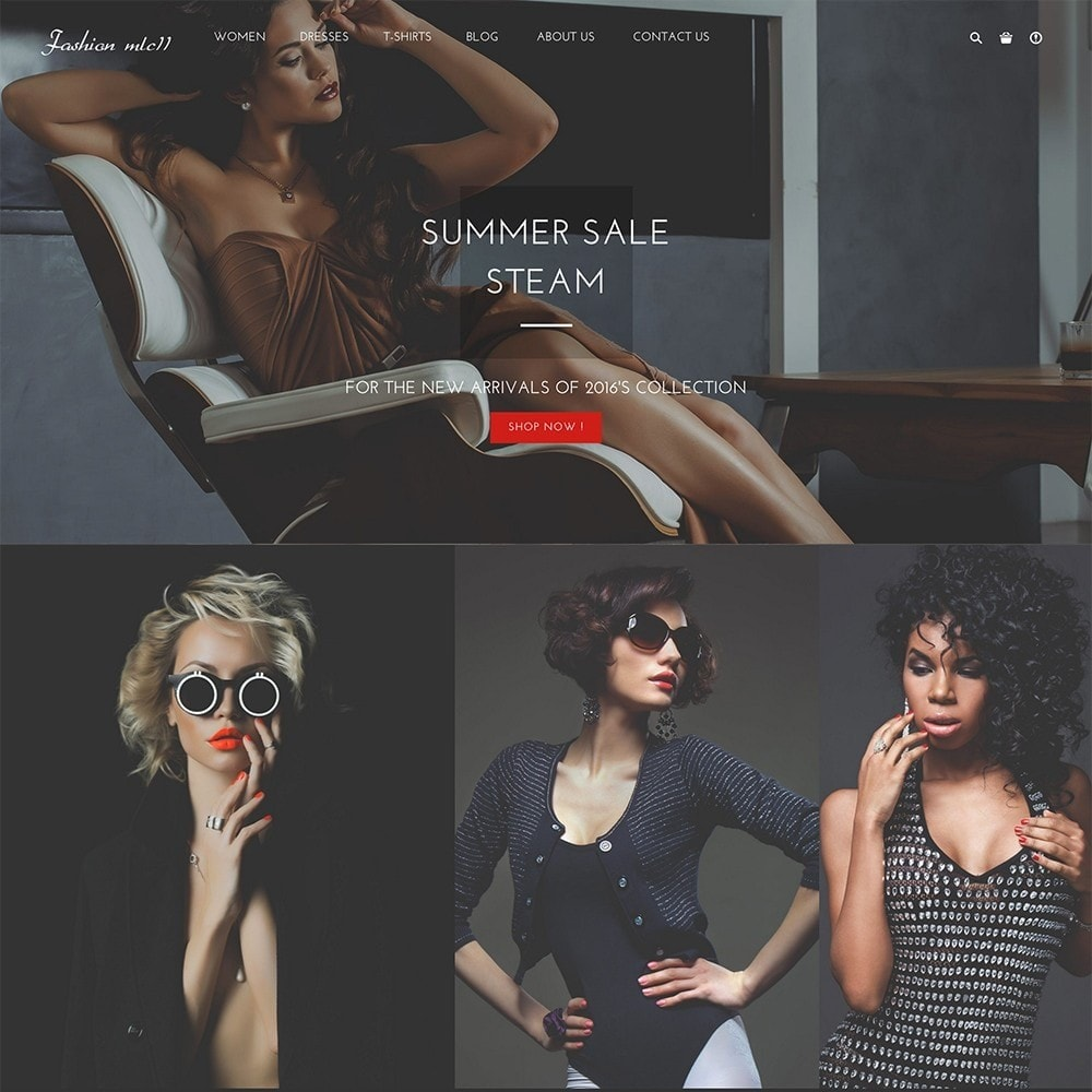 mlc11 - A New Clothing and Fashion e-Commerce