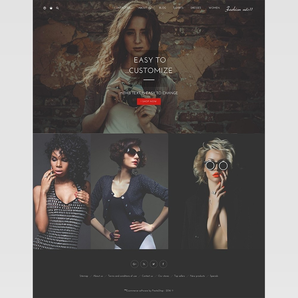 theme - Мода и обувь - mlc11 - A New Clothing and Fashion e-Commerce - 4