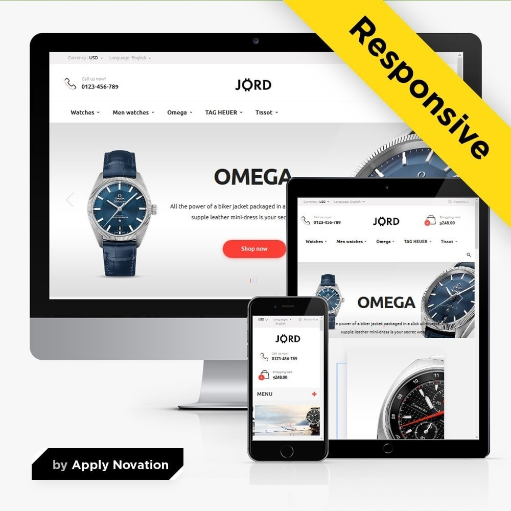 Jord Watches Store