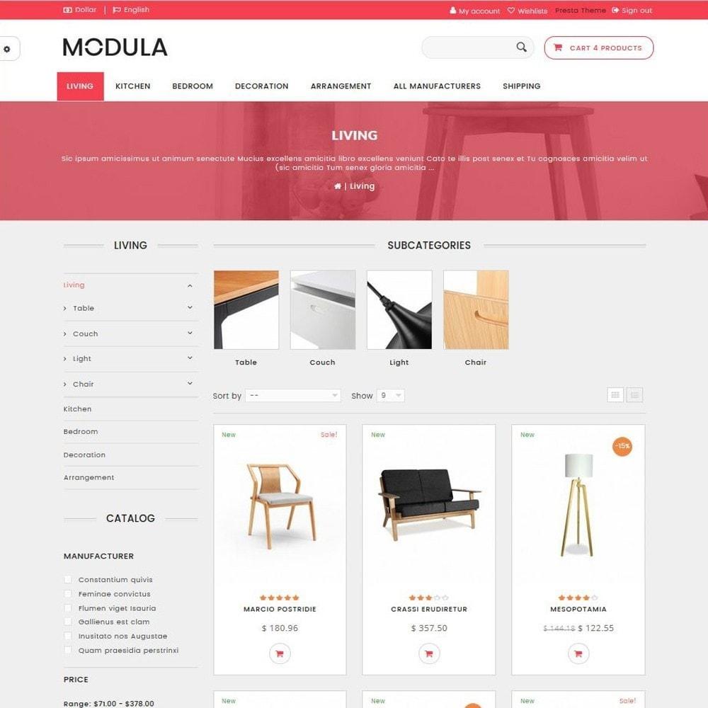 theme - Casa & Giardino - Modula - 2