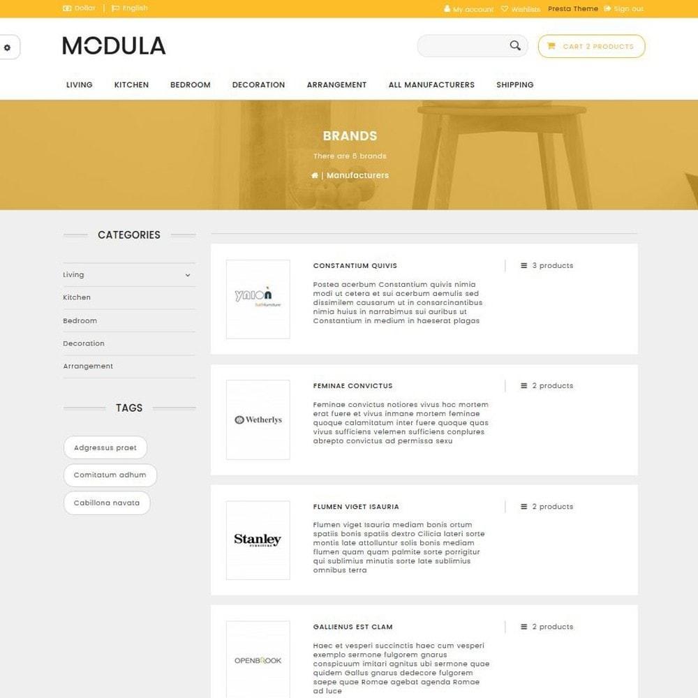 theme - Casa & Giardino - Modula - 8