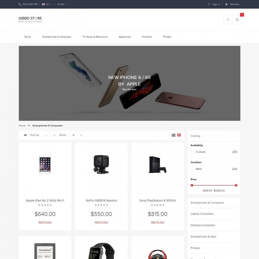 theme - Electronics & Computers - Duos - Electronics Shop - 2