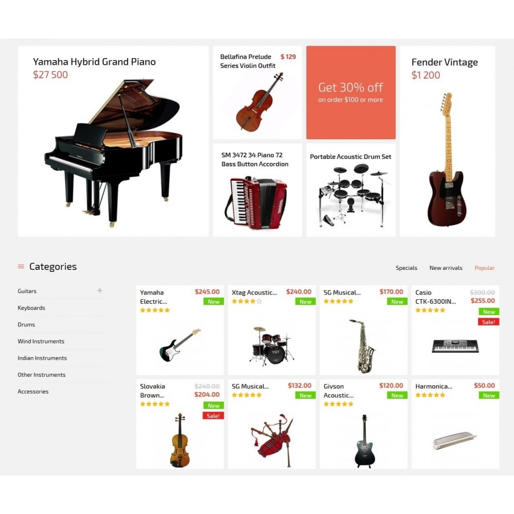 theme - Art & Culture - Music Tool - 3