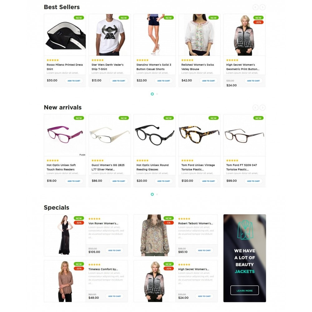 theme - Mode & Schoenen - Mintmall Fashion - 3