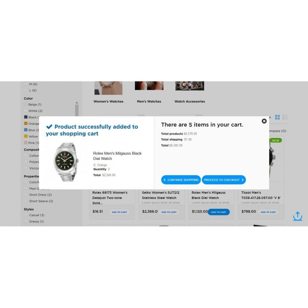theme - Sieraden & Accessoires - Wrist Watch - 6